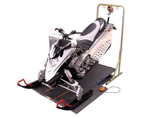 K L Motorcycle Hydraulic Lift : K l mc r electric hydraulic lift