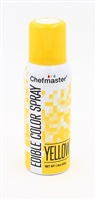 Chefmaster Edible Luster Spray - Yellow