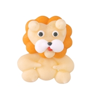 Mini Royal Icing Jungle Animals - Lion