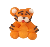 Mini Royal Icing Jungle Animals - Tiger