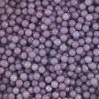 4mm Edible Pearlized Dragees - Lavender Gloss