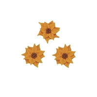 Small Royal Icing Sunflower