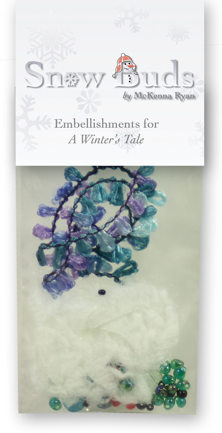 Embellishment Kit For Bud04 A Winter S Tale