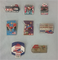 Olympic Pin Set