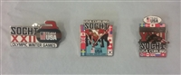 Sochi Olympic Pin Set