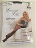 2 Dozen Black Color Panty Hose