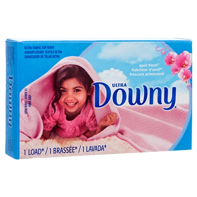 Downy Fabric Softener, One Load
