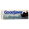 Goodsense 30 Gal trash bag 7-ct Flap
