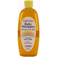 Baby Days Shampoo 15 Oz