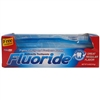 6.4 oz Fluoride Tooth Paste with Brush Regular