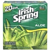 3.75 OZ Irish Spring Bar Soaps pack of 20 bar soaps, Aloe Vera