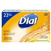 4 Oz Dial Bar Soap Anti Bacterial gold