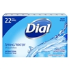 4 Oz Dial Bar Soap Anti Bacterial blue