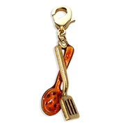 Cooking Utensils Charm Dangle