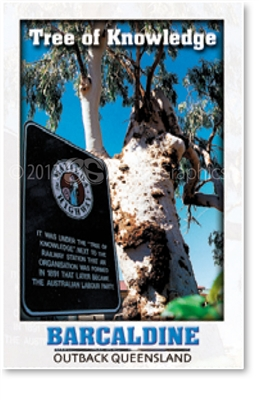 Tree of Knowledge - Small Magnets  BARM-028