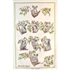 KOALA Cotton/Linen Tea Towel - C723