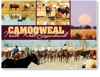 Camooweal North West Queensland - Standard Postcard  CAM-142