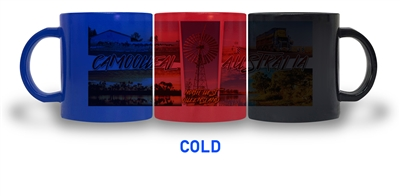 Scenery Combination - Glass Mugs CAMGM-002