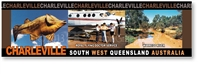 Charleville South West Queensland Australia - Long Magnets  CHALM-105