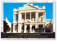 Historic Charters Towers - Standard Postcard  CHT-311