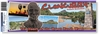 Cloncurry Dam, River, John Flynn, Windmill - Bumper Sticker  CLOBS-002