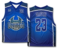 Customised Basketball Jerseys