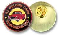 F.J. Holden Cafe - Hat Badge