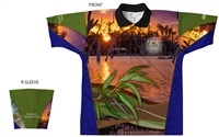 Lara Wetlands - Sublimated Polos K20