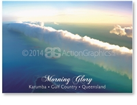 Roll Cloud - Standard Postcard  KAR-008