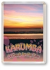 Outback by the Sea - Framed Magnet  KARFM-005