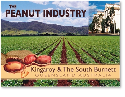 Kingaroy & The South Burnett - Small Magnets  KINM-107