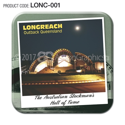 Longreach - Set of 2 coasters