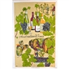 WINERIES Cotton/Linen Tea Towel - MC614