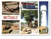 Scenes around Mitchell - Standard Postcard  MIT-447