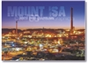At Night Mount Isa - Standard Postcard  MTI-011