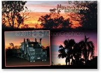 Normanton Sunsets - Standard Postcard  NOR-006