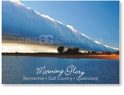 Roll Cloud - Standard Postcard  NOR-014