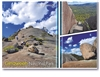 The Pyramids Girraween National Park - Standard Postcard  STP-030