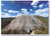 The Pyramids Girraween National Park - Standard Postcard  STP-031