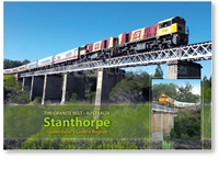 The Granite Belt Australia Stanthorpe - Standard Postcard  STP-162