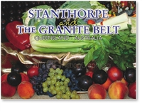 Stanthorpe and The Granite Belt - Small Magnets  STPM-001
