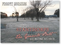 Frosty Morning - Small Magnets  STPM-002