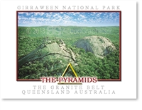 Girraween National Park - Small Magnets  STPM-008