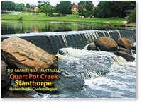 Quart Pot Creek - Small Magnets  STPM-054