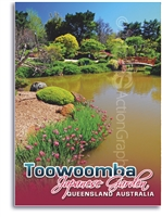 Japanese Garden - Small Magnets  TBAM-007