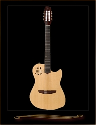 Godin Multiac Nylon SA in Natural