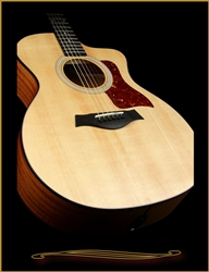 Taylor 114CE Grand Auditorium Acoustic/Electric with Cutaway