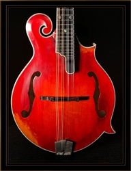 Eastman MD815-V F-Style Mandolin at The Guitar Sanctuary McKinney Texas