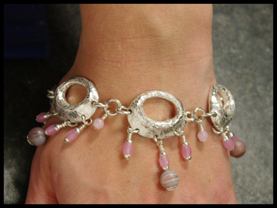 Ellipse Bracelet