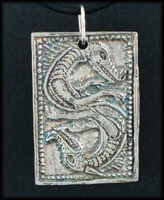 2 Dragons Pendant